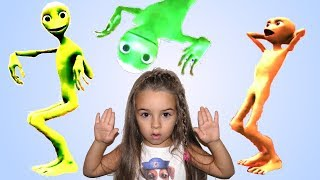 Dame Tu Cosita Challenge Learn Colors Mega Beauty Colors Learn #DameTuCosita For Kids Full 2018
