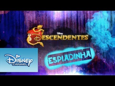 Descendentes: Espiadinha - Disney Channel