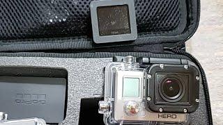 Community Garage Sale Haul - GoPro & Fitbit