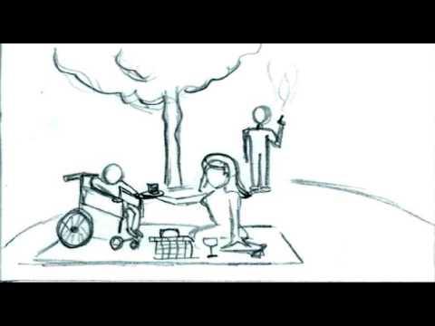 Passive smoking animatic