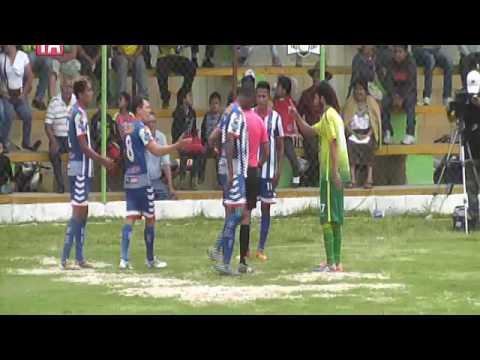 Deportivo Chiantla Vs. Deportivo Reu. 21/08/16 Segundo tiempo Toma 2.