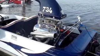Power Tour Jet Boat / V Drive 08