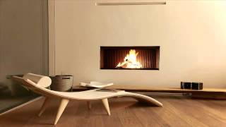 Background Music  Jazz Instrumental Mood  Soothing Fireplace Sounds