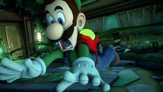 Luigi's Mansion 3 Walkthrough Part 6 - F7: Garden Suites