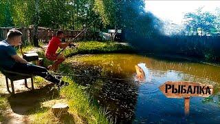 ЖЕСТЬ! Кто поймает меньше рыбы, делает...