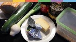 Schnitz und Drunder: Grilled Cheese Sandwich