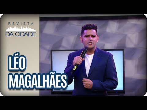 Musical: Léo Magalhães - Revista Da Cidade (19/07/2017)
