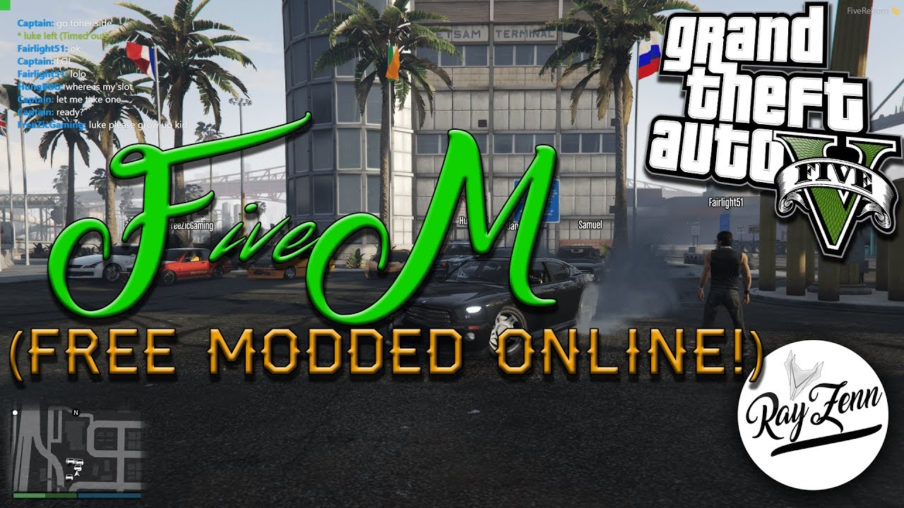 Gta 5 online crack fivem | Can I play FiveM on cracked GTA V