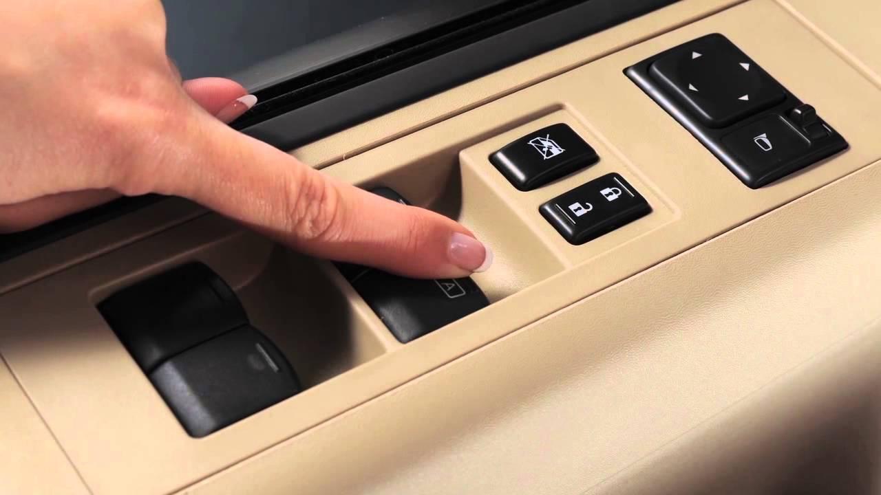 2014 Nissan Titan Power Windows If So Equipped Youtube 2008 Armada Heater Actuator