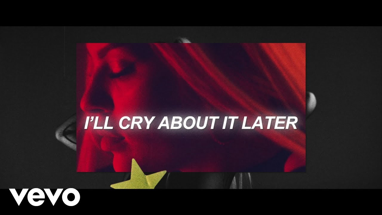 Katy Perry, Luísa Sonza, Bruno Martini - Cry About It Later (Lyric Video)
