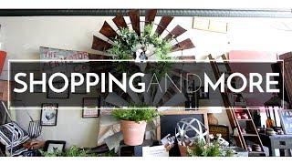 Downtown Millersburg Shopping