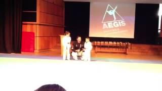 Jake Frood Black Belt Demo