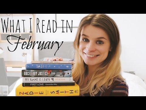 Reading Wrap Up | February 2017
