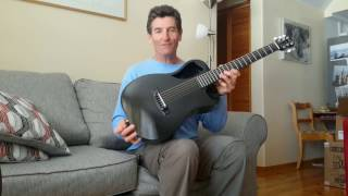 The best travel guitar