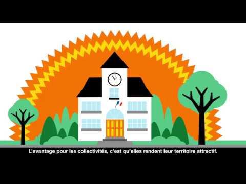 Le déploiement de la fibre en zone RIP (réseaux d'initiative publique) - Orange