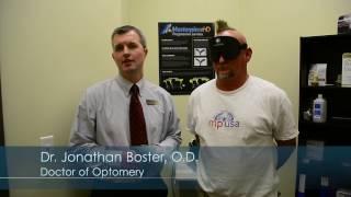 Optometrist Vibravision Testimonials Nov 2016