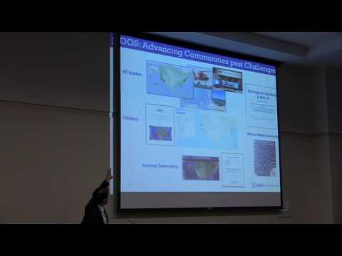 RNRF Congress on Harnessing Big Data for the Environment 12/7/2016: Carl Gouldman