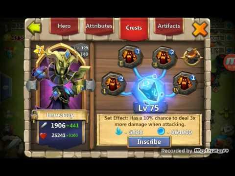 Castle Clash Account To Trade