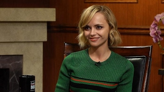 If You Only Knew: Christina Ricci | Larry King Now | Ora.TV