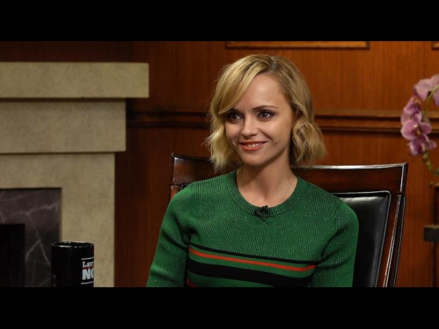 If You Only Knew\: Christina Ricci | Larry King Now | Ora.TV