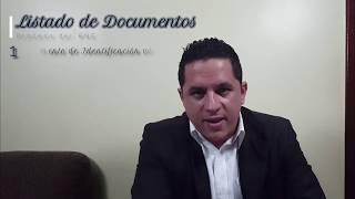 5 documentos imprescindibles para tener tu RNE!!!!