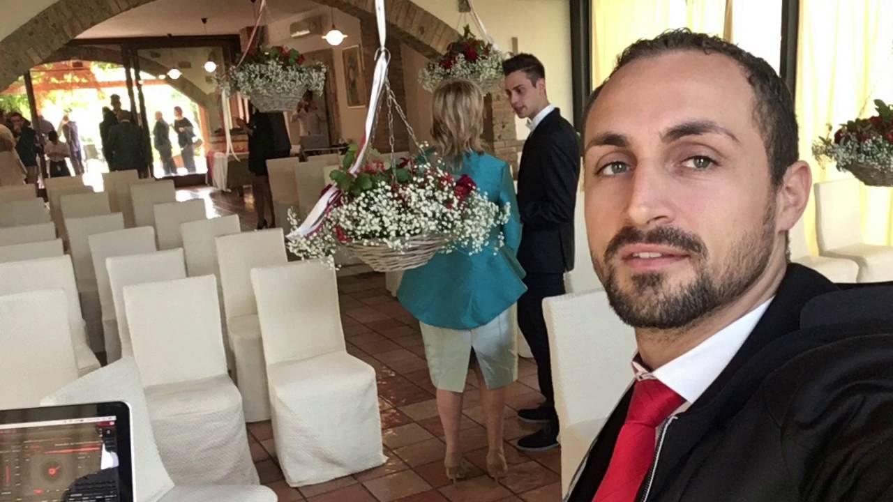 Cerimoniere Matrimonio Simbolico Roma : Cerimoniere per riti simbolici matrimoni youtube