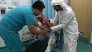هيئة الهلال الإماراتي تسير قافلتها الإنسانية الثانية إلى أبين