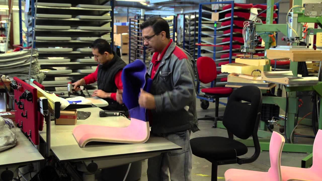 production ahrend office furniture youtube