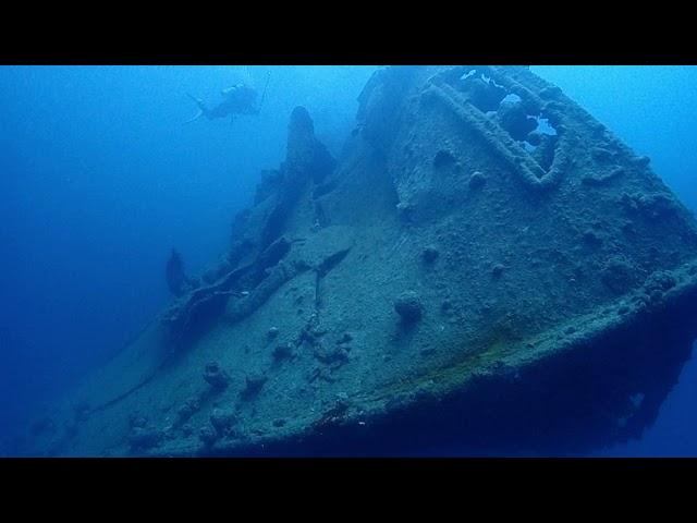 東海丸レック(GUAM Wreck)