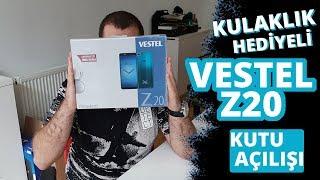 Vestel Venus Z20 kutudan çıkıyor! - Lansmana özel sürprizler neler?