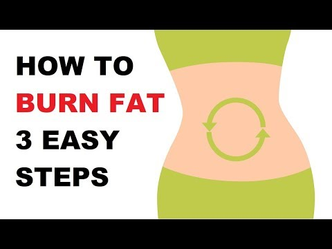 3 Easy Ways How To Burn Fat At Home