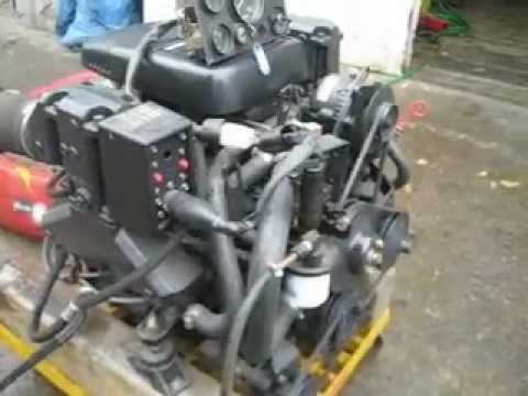 hqdefault volvo penta v6 4,3l vortec youtube volvo penta starter motor wiring diagram at reclaimingppi.co