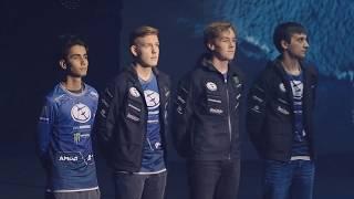EPICENTER 2017 Выход Команд EG vs Liquid