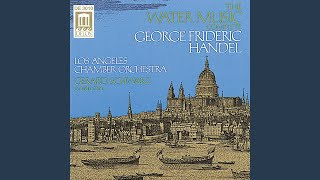 Water Music: Suite No. 3 in G Major, HWV 350: IV. Gigue II - Gigue da capo