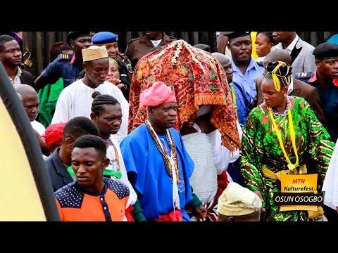 Osun Osogbo 2015