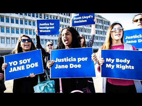 Undocumented Pregnant Teen Jailed, Kept From Having Abortion in Texas