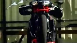 Superbike Aprilia Tuono 1000R Commercial