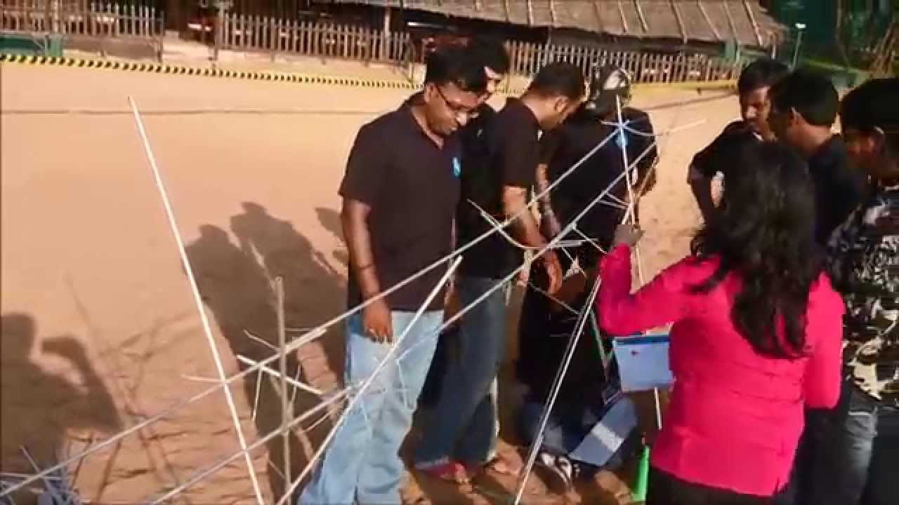 Roller Coaster Team Building Activity Team Building Activities At