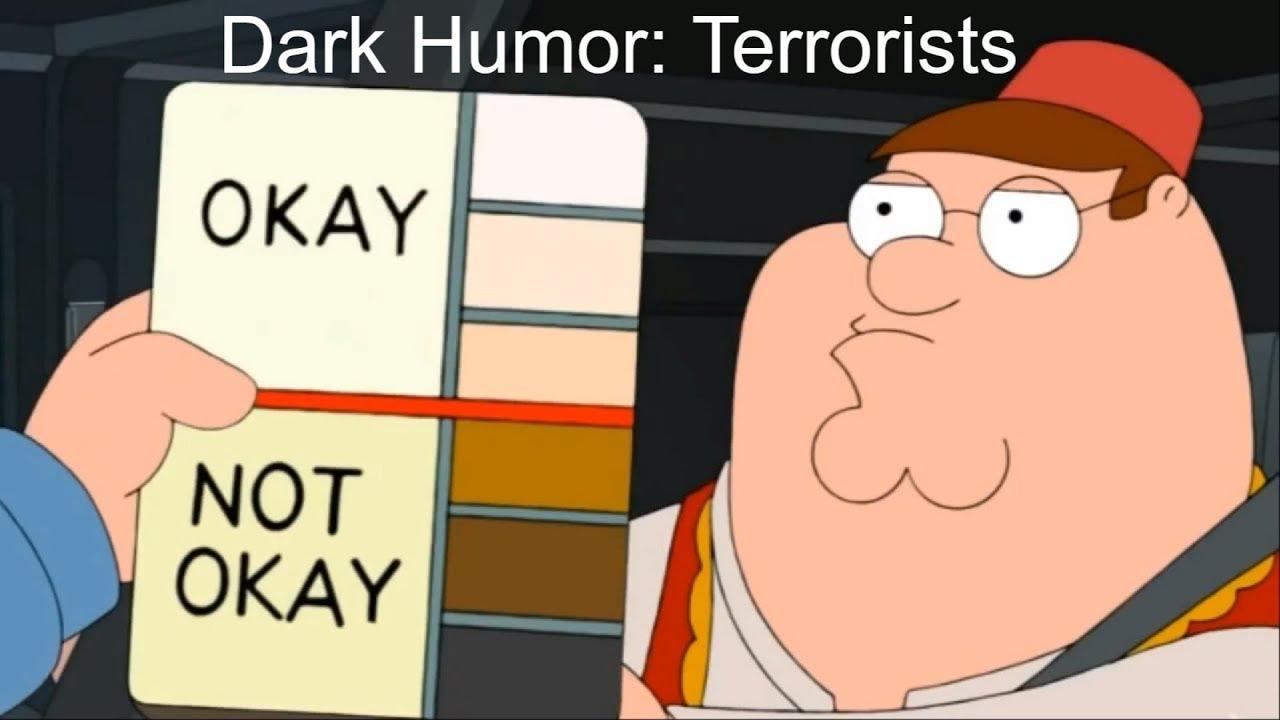 Family Guy - BEST DARK HUMOR COMPILATION 8