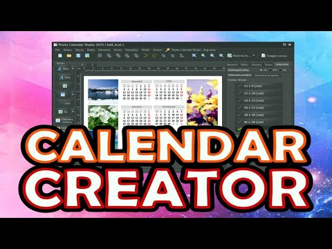 How to download and Install Mojosoft Photo Calendar Studio Calendar Creator