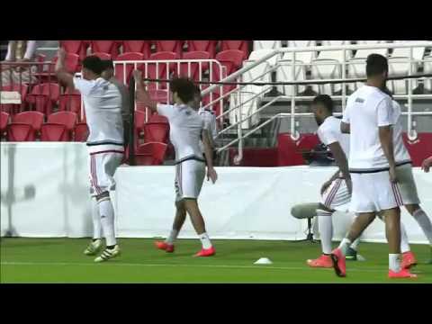 UAE vs  Iraq 2018 FIFA World Cup  العراق 0 الامارات 2 في 15_11_2016