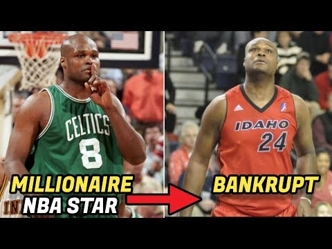 How this NBA PLAYER Went From 108 MILLION TO BANKRUPT