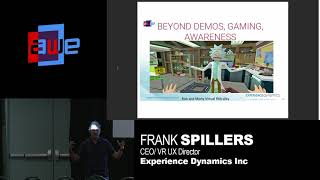 Gambar cover Frank Spillers (Experience Dynamics Inc): How VR/AR Storytelling Can Impact Decision-Making