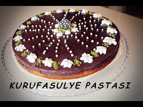 Kurufasulye Pastası / Çölyak Hastaları da Tüketebilir / Acayip Tarifler