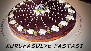 Kurufasulye Pastası  Çölyak Hastaları da Tüketebilir  Acayip Tarifler