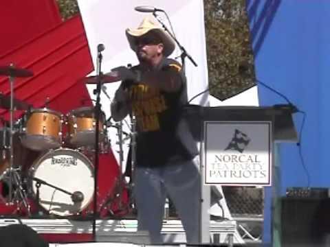 Norcal Tea Party Patriot 9-12-10 ~ Part 8 Of 10