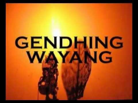 GENDHING WAYANGAN  -  AYAK-AYAK MANYURA (SLM)