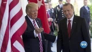 Tramp-Erdog'an uchrashuvidan nimalar kutilyapti?