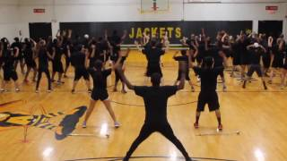 Tag Me In - Tweeday (Alto H.S. Band JiggAerobics Session)