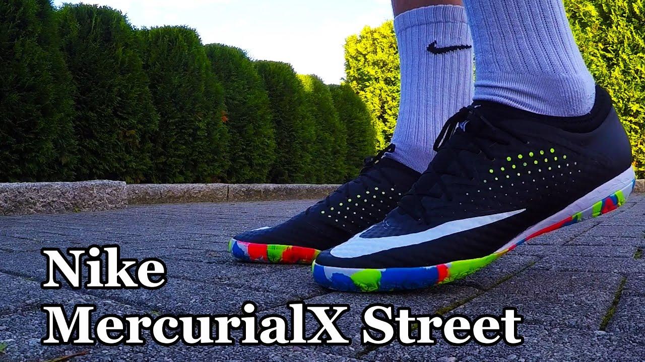 Nike MercurialX Finale Street unboxing